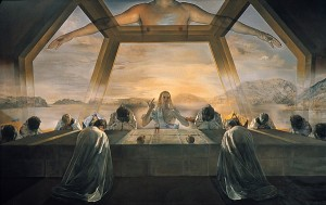 dali-last-supper-1955-granger  The Last Supper